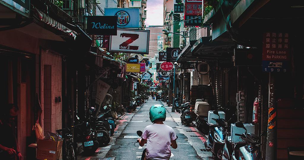 台湾ダイレクトマーケティング